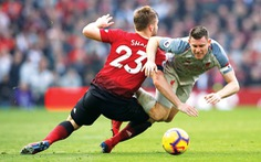 Vòng 9 Giải ngoại hạng Anh: Quyết chiến ở sân Old Trafford