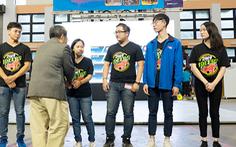 Sinh viên Duy Tân đoạt giải khuyến khích thiết kế nhà chống động đất 2019