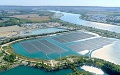 Pháp khánh thành nhà máy năng lượng mặt trời lớn nhất châu Âu
