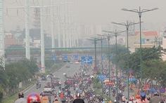 TP.HCM, Hà Nội ô nhiễm nặng, cách nào ngăn bụi mịn?