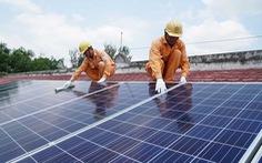 EVN vay 37 triệu USD xây điện mặt trời trên hồ Đa Mi