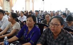 Đối thoại bất thành giữa chủ đầu tư khu đô thị mới Hưng Phú và khách hàng