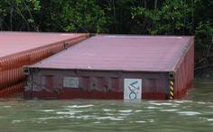 Thủ tướng chỉ đạo sẵn sàng ứng phó tràn dầu sau vụ chìm tàu container