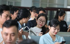Chỉ một giờ mở bán, hơn 37.000 vé tàu Tết đã được đăng ký mua