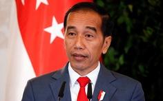 Tổng thống Joko bắt đầu nhiệm kỳ thứ hai