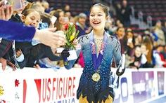 Nhà vô địch trượt băng 14 tuổi