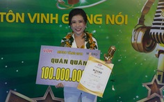 Lê Nữ Yến Nhilà quán quân Micro vàng 2019
