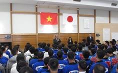 Tập đoàn Nhật tổ chức ngày hội lớn cảm ơn thực tập sinh Việt Nam
