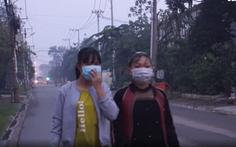 Video: Người dân kêu cứu vì ô nhiễm khói bụi từ khu công nghiệp