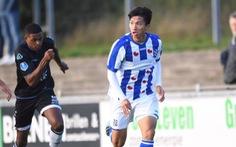 Vẫn chưa được ra sân cho Heerenveen, CĐV khuyên Văn Hậu: 'Hãy học theo CR7'