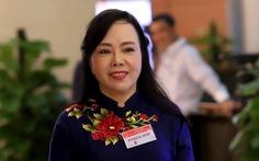 Bộ trưởng Y tế Nguyễn Thị Kim Tiến: 'Tôi bị thị phi'