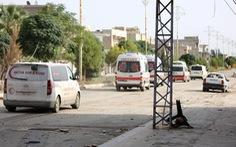 1.000 lính Mỹ ở Syria sẽ chuyển sang Iraq