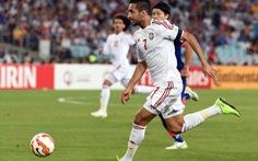 Báo UAE than thở: 'Lấy ai thay Ali Mabkhout ghi bàn vào lưới Việt Nam?'