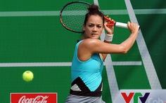 'Sao' Việt kiều áp đảo giải quần vợt vô địch quốc gia