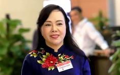 Bà Nguyễn Thị Kim Tiến chính thức rời 'ghế nóng' bộ trưởng Bộ Y tế