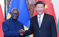 Solomon hủy kế hoạch cho Trung Quốc thuê đảo