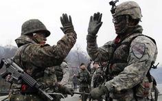Mỹ rời Syria, Hàn lại lo