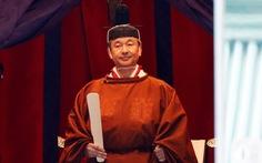 Nhật hoàng Naruhito: 'Tôi nguyện luôn nghĩ tới người dân'