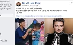 Vụ Facebook Đàm Vĩnh Hưng nghi kích động: người treo thưởng, người đánh đều vi phạm