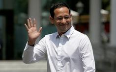 Doanh nhân xe ôm công nghệ 35 tuổi gia nhập nội các Indonesia