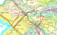 Tuyến đường cầu Cao Lãnh - cầu Vàm Cống sẽ thành đường cao tốc