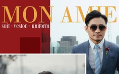 Mon Amie - thương hiệu Veston phục vụ hơn 3.000 khách hàng mỗi tháng