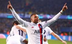 Mbappe phá kỷ lục ghi bàn của Messi ở Champions League