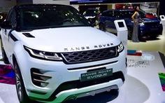 Xe sang Jaguar và Land Rover thay nhà phân phối tại Việt Nam