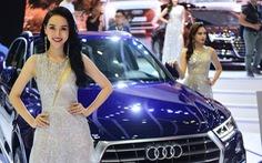 Hàng loạt mẫu xe mới trình làng tại Vietnam Motor Show 2019