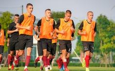 FK Sarajevo - CLB thuộc sở hữu của doanh nhân người Việt đến tập huấn tại PVF