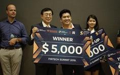 Startup Việt dám mơ lớn, kết nối ngân hàng quy mô toàn cầu