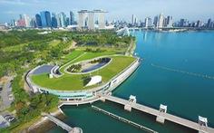 Singapore quý từng giọt nước