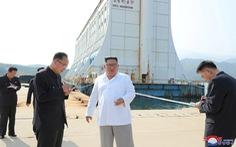 Ông Kim Jong Un ra lệnh đập hết biệt thự Hàn Quốc trên núi Kim Cương