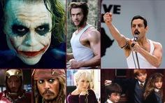 Điểm mặt những vai diễn 'bất bại' của sao Hollywood