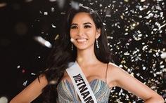 Phát sóng chương trình đồng hành với Hoàng Thùy tại Hoa hậu Hoàn vũ 2019