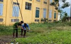 Học sinh lớp 2 thiệt mạng vì điện giật ở trường giờ ra chơi