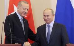 Nga - Thổ bắt tay khiến Mỹ ôm hận?