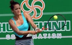 Alize Lim thống trị quần vợt nữ VN