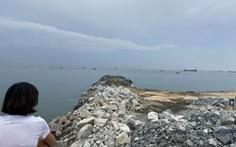 Tiếp tục tạm dừng lấp biển làm thủy cung ở Vũng Tàu