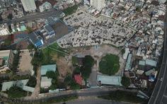 Cận cảnh công trình 35.000m2 xây không phép sẽ bị cưỡng chế tháo dỡ ở TP.HCM