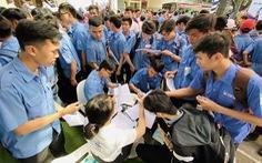 Trường Cao Thắng phải từ chối bớt doanh nghiệp tham gia ngày hội việc làm