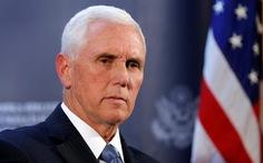 Dịch tăng ở 16 bang nhưng Phó tổng thống Mỹ Mike Pence vẫn lạc quan