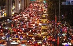 Xem xét dừng hoạt động xe máy khi vận tải công cộng đáp ứng tối thiểu 60,5%