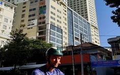 Dự án chưa hoàn thiện đã  bán nhà cho người nước ngoài