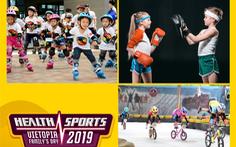 Cơ hội nhận vé tham dự ngày hội gia đình Vietopia Health & Sports Day 2019