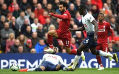 Vòng 10 Giải ngoại hạng Anh: 'Gà trống' khó cản bước 'Lữ đoàn đỏ'