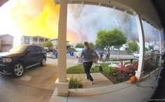 California sơ tán 50.000 người, lính cứu hỏa 'chạy đua với thời gian'