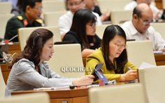 Tuần này Quốc hội dành 3 ngày thảo luận kinh tế - xã hội