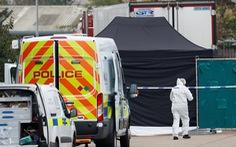 Đại sứ Anh tại Việt Nam gặp Bộ Công an, thảo luận xác minh 39 thi thể trong container