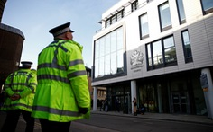 Ngày 25-11, Anh xử 2 nghi phạm vụ 39 người Việt chết trong container